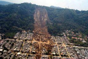 landslide picture
